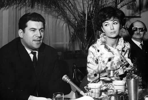 Эдита Пьеха и Александр Броневицкий 2
