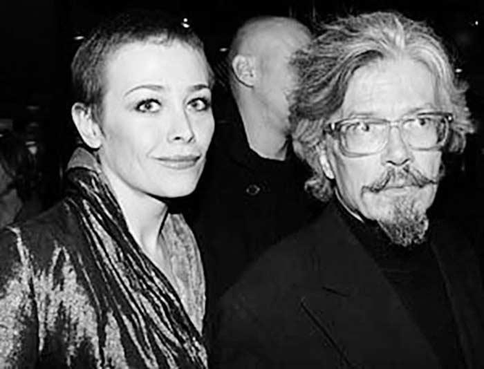 Екатерина Волкова и Эдуард Лимонов 2