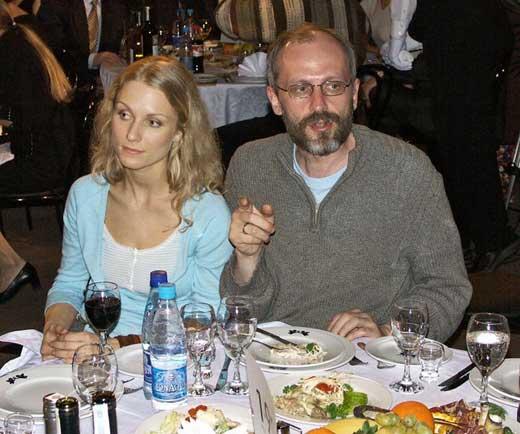 Екатерина и Александр Гордон 2