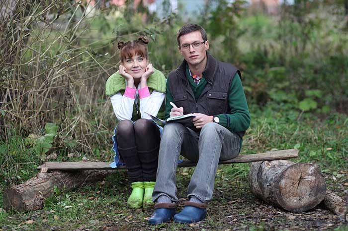 Эльдар Лебедев Яблоневый сад