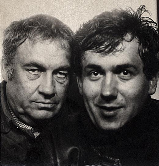 Станислав Садальский и Эльдар Рязанов