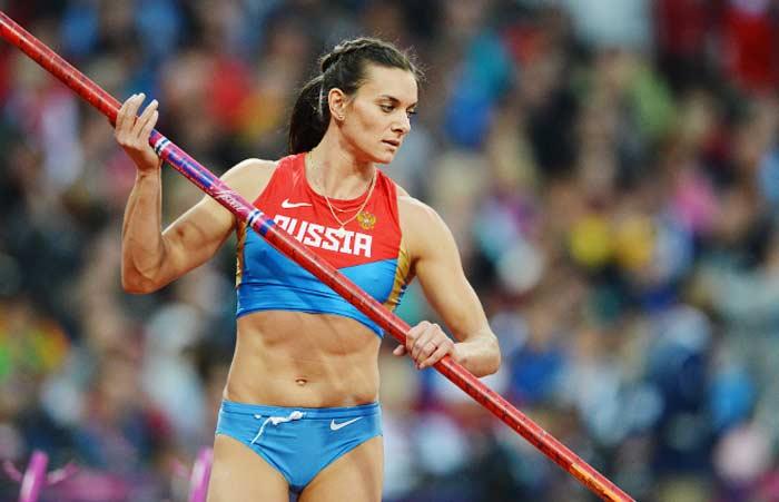 Елена Исинбаева 3