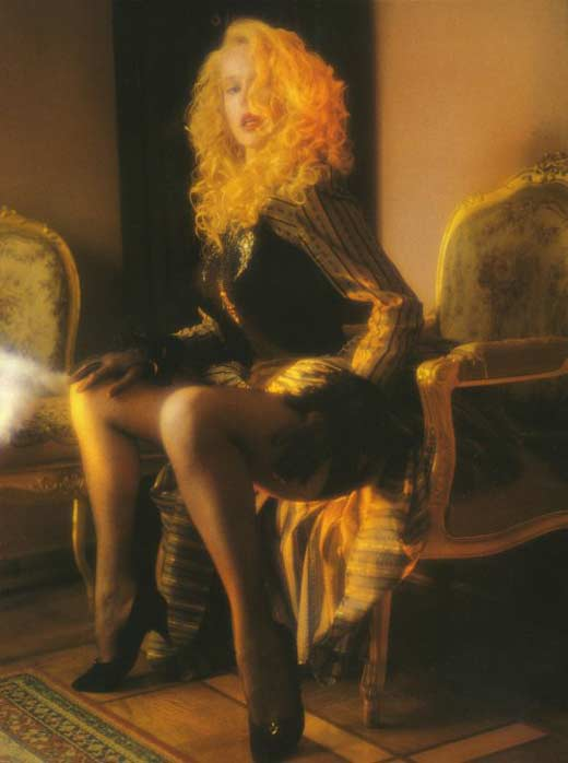 Елена Кондулайнен в журнале Penthouse 2