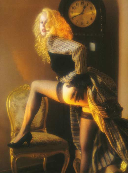 Елена Кондулайнен в журнале Penthouse 3