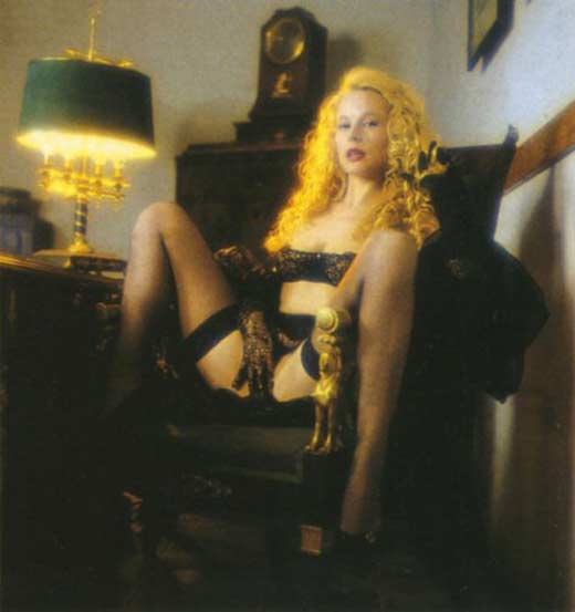 Елена Кондулайнен в журнале Penthouse 7