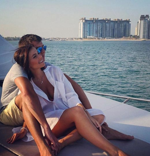 Елена Темникова и Дмитрий Сергеев 2