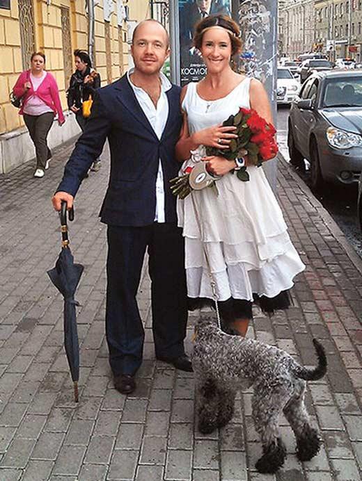 Евгений Стычкин и Екатерина Сканави