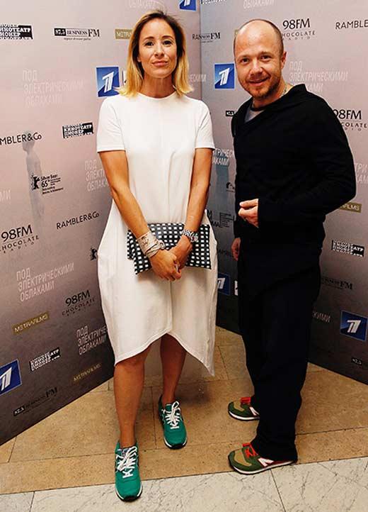 Евгений Стычкин и Екатерина Сканави 2