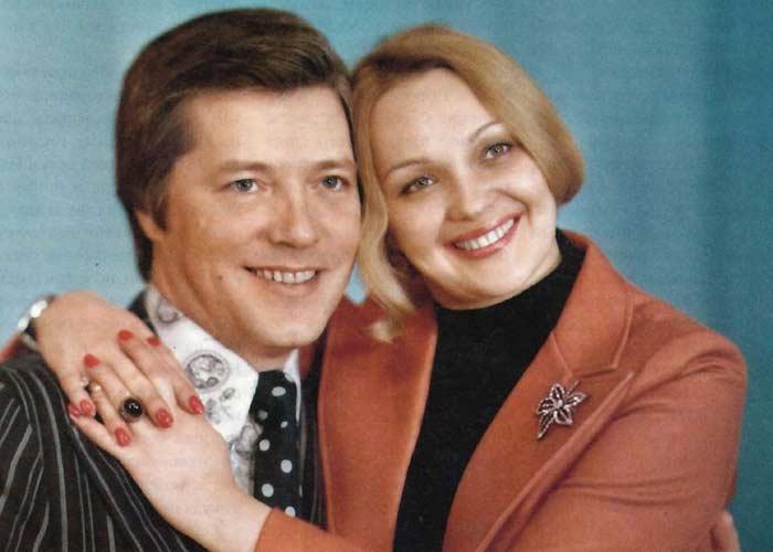 Наталья Гвоздикова и Евгений Жариков 2