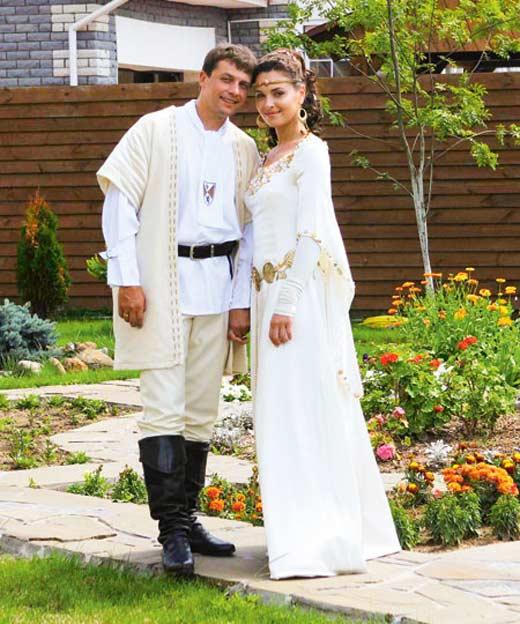 Ольга Фадеева и Александр Самохвалов