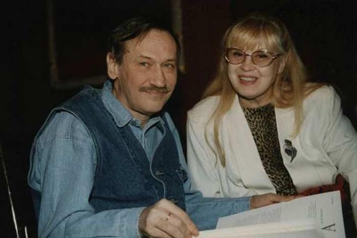 Леонид Филатов и Нина Шацкая 3