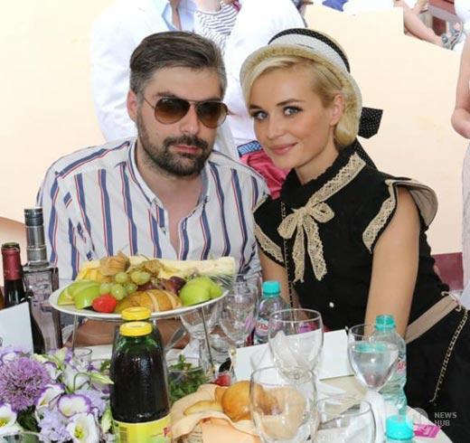 Полина Гагарина и Дмитрий Исхаков 4