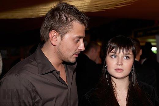 Полина Гагарина и Петр Кислов 1