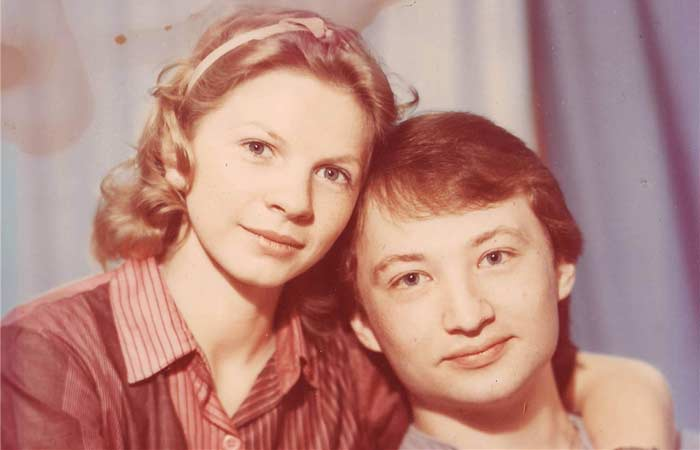 Юрий Гальцев и Ирина Ракшина