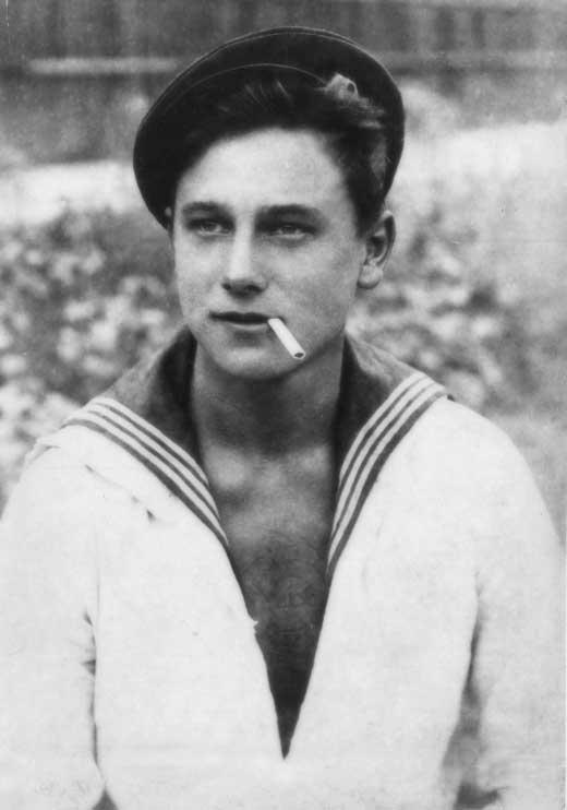 Георгий Юматов 1943 год