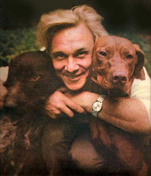 Георгий Юматов собаки