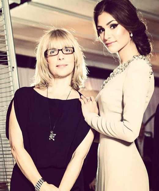 Глаголева и Анастасия Шубская