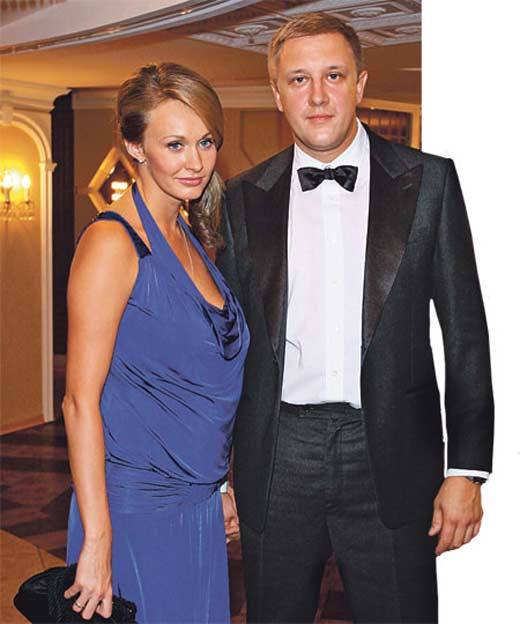 Сергей Горобченко и Полина Невзорова 2