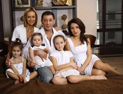 Григорий Лепс и Анна Шаплыкова 1