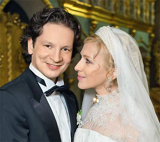 Ирина Гринёва и Максим Шабалин