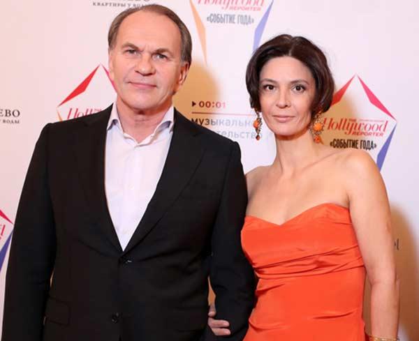 Алексей Гуськов и Лидия Вележева 4