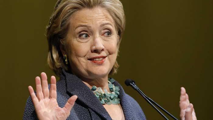 Хиллари Клинтон 3