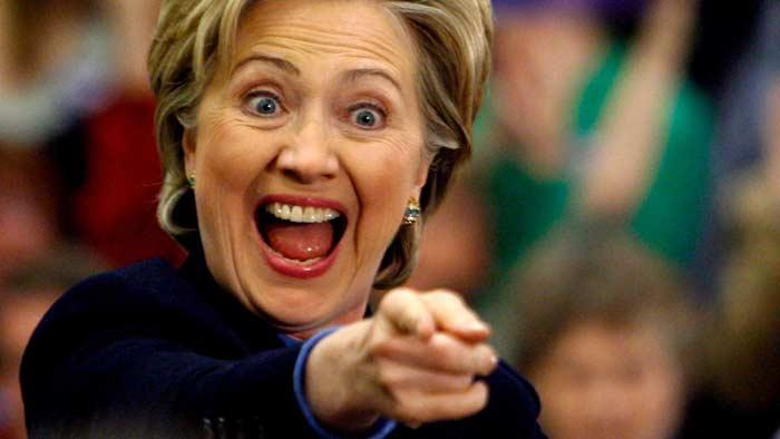 Хиллари Клинтон 4