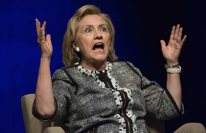 Хиллари Клинтон 6