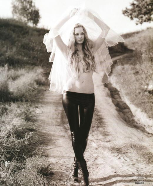 Светлана Ходченкова в Playboy 4