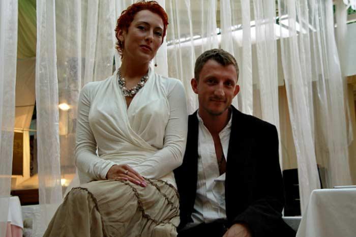 Игнатий Акрачков и Екатерина Корнейчук