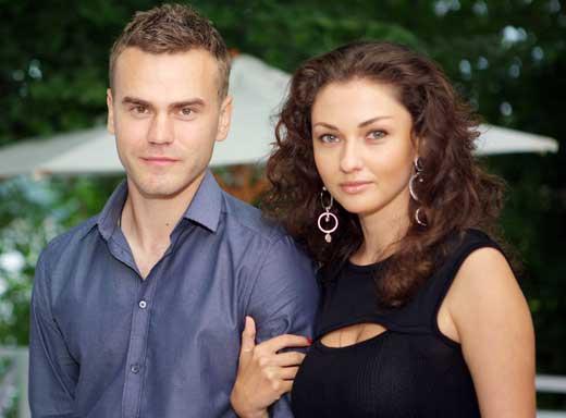 Игорь Акинфеев и Екатерина Герун 1
