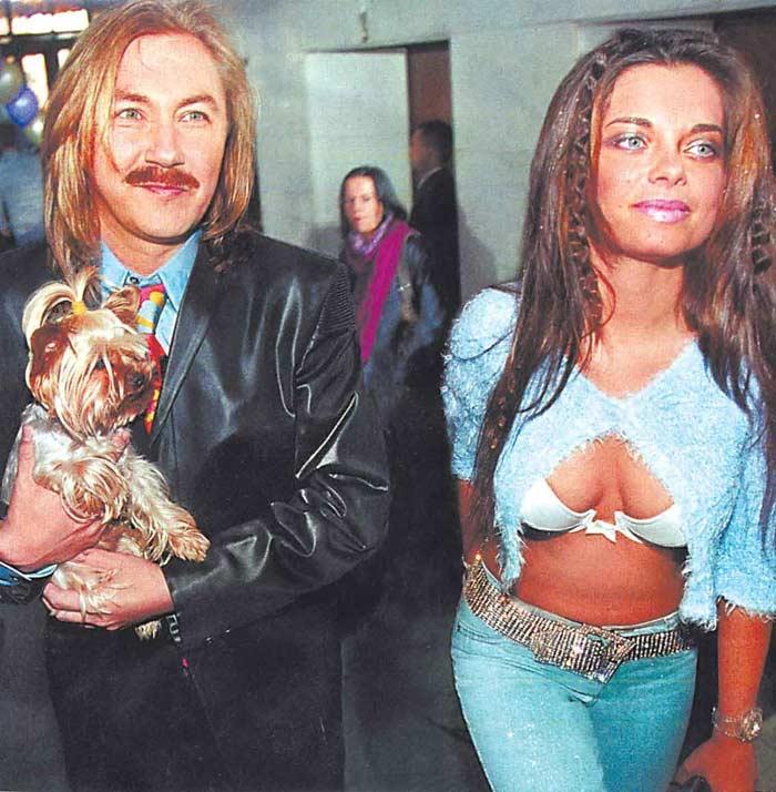 Наташа Королева и Игорь Николаев 2