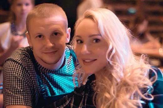 Игорь Смольников и жена Екатерина