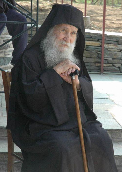 Иосиф Ватопедский 2