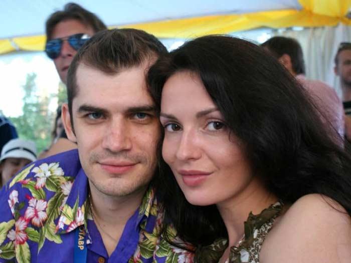 Константин Демидов и Ирина Баринова