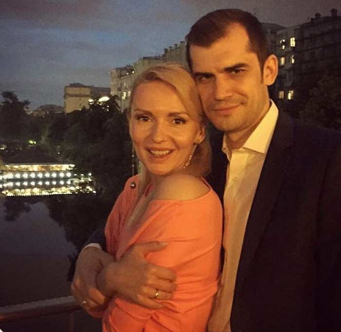 Константин Демидов и Ирина Баринова 2