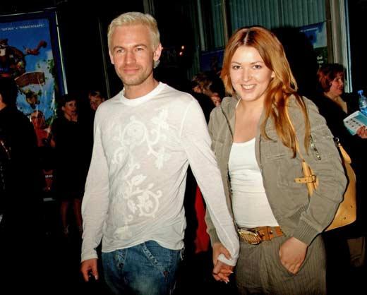 Ирина Дубцова и Роман Черницын