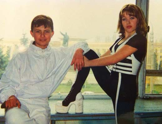 Ирина Дубцова и Прохор Шаляпин