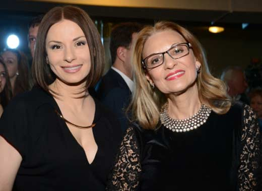 Ирина Лачина и Светлана Тома 2