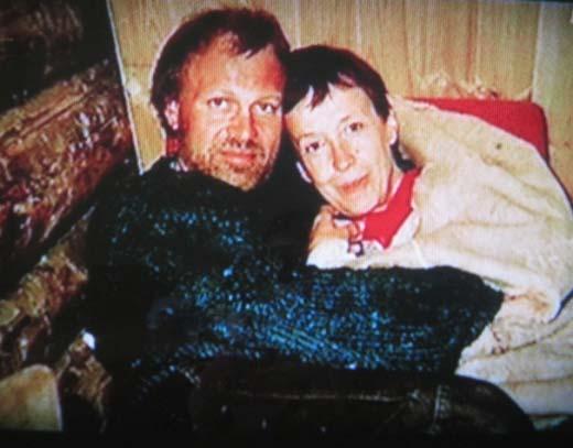 Ирина Печерникова и Александр Соловьев 2