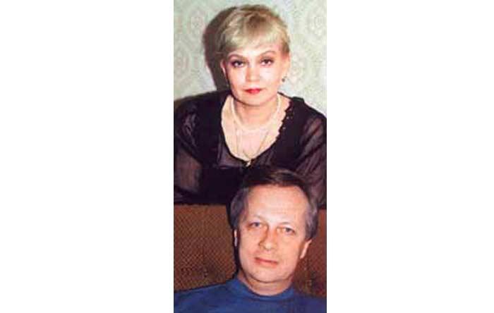 Ирина Шевчук и Александр Афанасьев
