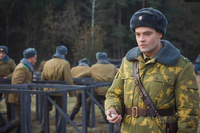 Иван Николаев На дальней заставе