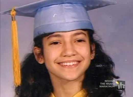 Дженнифер Лопес в детстве 2