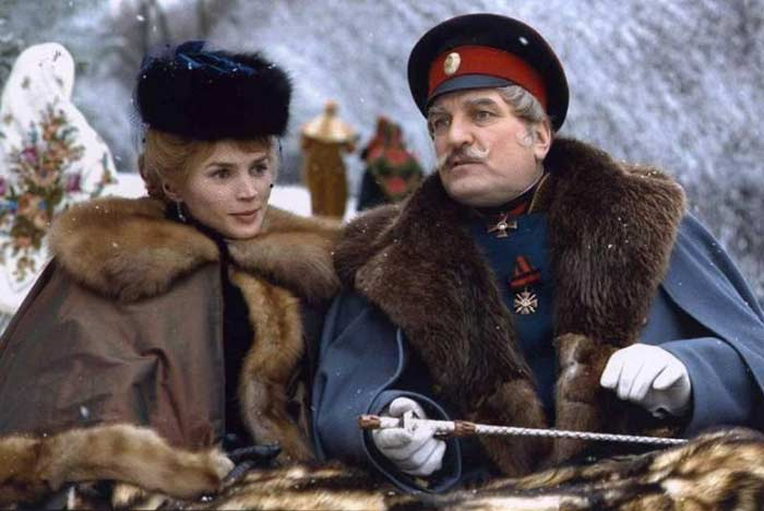 Джулия Ормонд Сибирский цирюльникъ