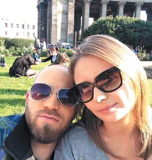 Карина Разумовская и Егор Бурдин