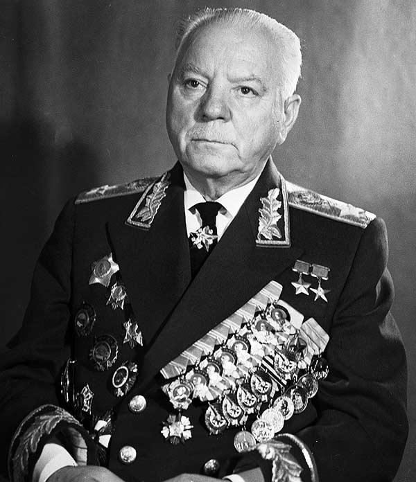 Климент Ворошилов 3