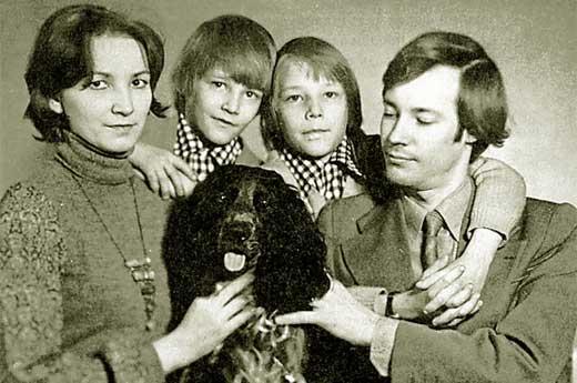 Владимир Конкин и жена Алла 1