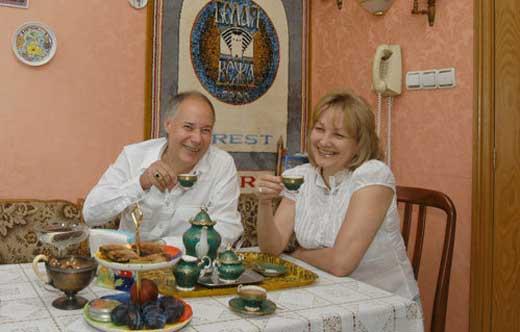 Владимир Конкин и жена Алла 2