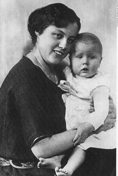 Вторая жена Конрада Аденауэра