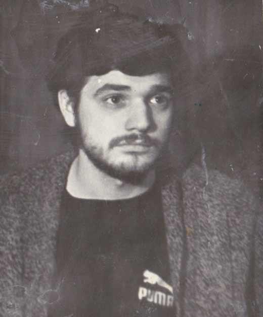 Константин Лавроненко в молодости 2